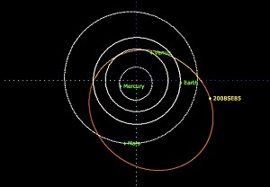 Lost Asteroid Rediscovered With a Little Help from ESA