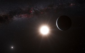 Planet Found in Nearest Star System to Earth