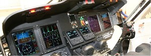 Latest Sikorsky Helicopter equipped with Thales TopDeck cockpit certified by FAA