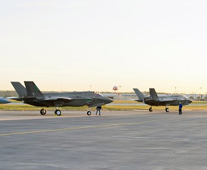 2nd UK F-35 And Marine Corps F-35B Delivered To Eglin
