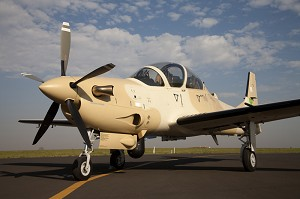 Embraer Delivers the 1st A-29 Super Tucanos to Mauritania