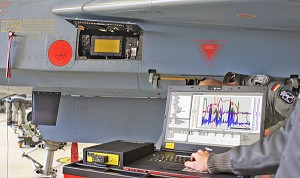 Cassidian Develops New Engineering Support System for Eurofighter