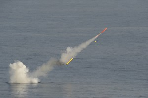 Successful first end to end firing of MBDA naval cruise missile in its submarine configuration