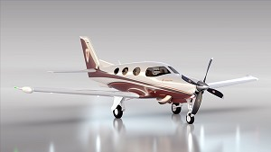 Hartzell ASC-II Composite Propeller Selected for Kestrel Aircraft's New Single Engine Turboprop