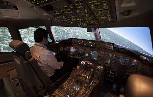 L-3 Link Simulation & Training upgrades Boeing 777 FFS with ReaLED technology