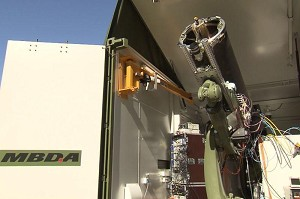 MBDA Germany's Laser Demonstrator Proves its Air Defence Capabilities