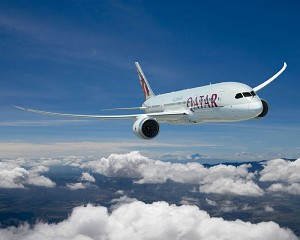 Boeing Celebrates Delivery of 1st 787 Dreamliner to Qatar Airways
