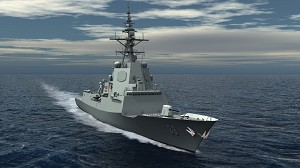 GE Delivers LM2500 Gas Turbines for Royal Australian Navy's 3rd AWD