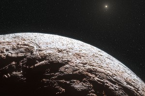 Dwarf Planet Makemake Lacks Atmosphere