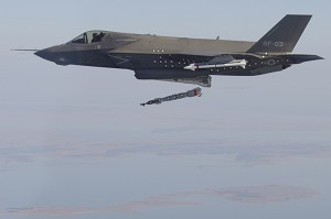 F-35B Completes 2nd Airborne Weapons Separation