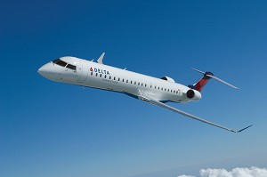 Delta Air Lines Orders up to 70 Bombardier CRJ900 NextGen Jetliners