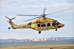 Eurocopter's EC175 helicopter confirms its position as leader in the medium-sized twin-engine helicopter market segment