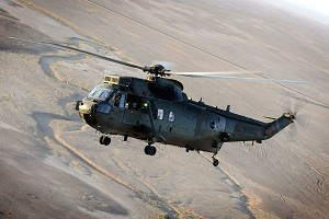 MoD has agreed a GBP258 M contract to support Sea King helicopters