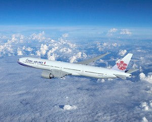 Boeing, China Airlines Announce Order for Six 777s
