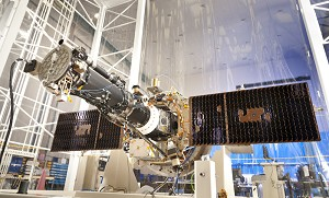 LM Completes Spacecraft and Science Instrument Integration for NASA's IRIS Mission