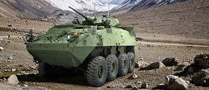 GD Awarded $65 M by the Colombian Ministry of National Defence for LAVs