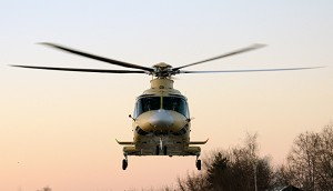 1st AW139 Helicopter Assembled in Russia Performs Maiden Flight