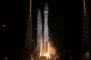 NASA Launches Next-Generation Communications Satellite
