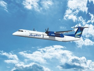 Yakutia Airlines 1st to Operate Bombardier Q400 Aircraft in Russia