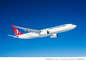 Turkish Airlines Orders 5 Additional A330 Passenger Aircraft