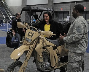 Army Partners With Industry for Vehicle Efficiencies