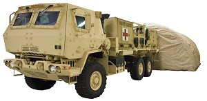 Smiths Detection Starts Supplying Mobile Medical Shelters to US Army