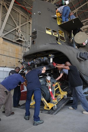 Global Military Helicopter MRO Market to be Worth $10.25bn in 2013