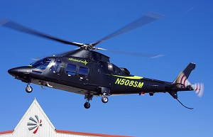 1st Corporate Configured GrandNew To Be Delivered in North America Makes Its Heli-Expo Debut