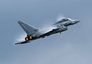 Eurofighter Typhoon Joins New Danish Fighter Competition