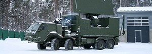 TRS Equips Estonia With Ground Master Air Defense Radar