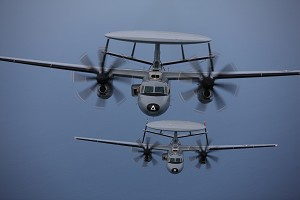 NGC Highlights E-2D Advanced Hawkeye at LIMA 2013