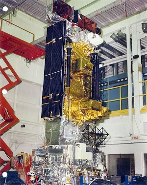 LM Marks 30th Anniversary of 1st SAR Hosted Payload on US Weather Satellites