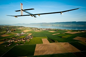 Solar Impulse, the Solar-powered Airplane, Ready to Fly Across America This Spring