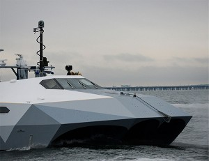 LM Demos Gyrocam Sensor Maritime Capability with US Navy