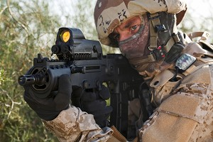 Meprolight Wins 1st Order for Red Dot Weapon Sights from Latin America