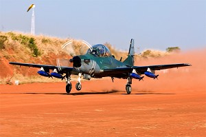Embraer to provide logistical support for the A-29 Super Tucano fleet of the FAB
