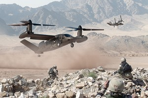 Bell Helicopter Introduces the Bell V-280 Valor Tiltrotor at AAAA