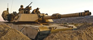 US DLA Awards GD $9.5 M for Abrams Spares