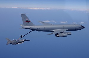 Rockwell Collins selected for two KC-135 service and support
