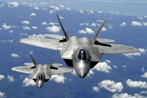 Rockwell Collins inks F-22 displays sustainment contract with Lockheed Martin