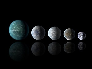 NASA's Kepler Discovers Its Smallest 'Habitable Zone' Planets to Date