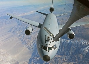 Edwards completes tests to extend KC-135