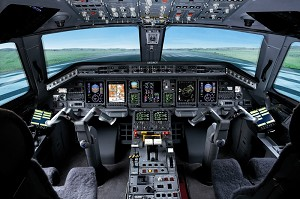 Embraer Executive Jets' Certifies New Avionics Functions for Legacy 600 and Legacy 650
