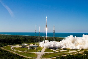 GPS IIF-4 successfully launched from Cape Canaveral