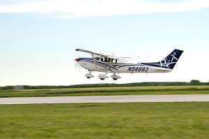 Cessna Turbo Skylane JT-A Takes 1st Production Flight
