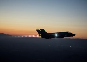 F-35 ITF works toward night, weather certification