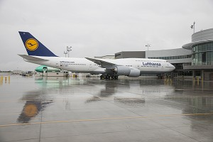Boeing Celebrates Delivery of 50th 747-8