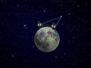 NASA's GRAIL Mission Solves Mystery of Moon's Surface Gravity
