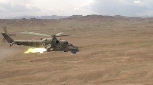 Afghan airmen gain new airpower capability
