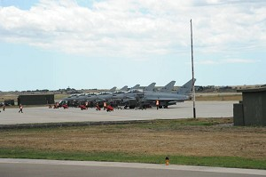 Eurofighter Marks 75th Anniversary of 36th Italian Air Force Wing